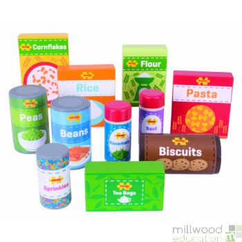 Cupboard Groceries