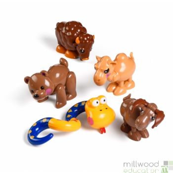 First Friends World Animals Set 2