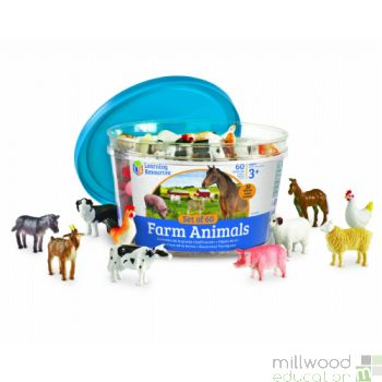 Mini Farm Animals
