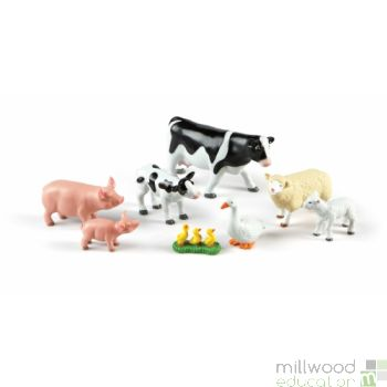 Jumbo Farm Mummies and Babies