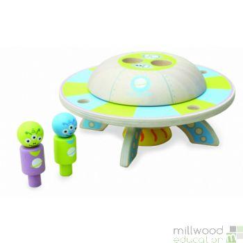 Flo The UFO