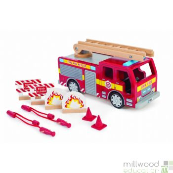 Fire Engine and Accessories