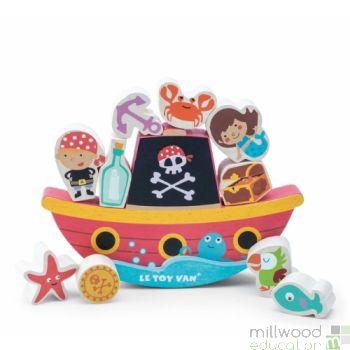 Pirate Balance