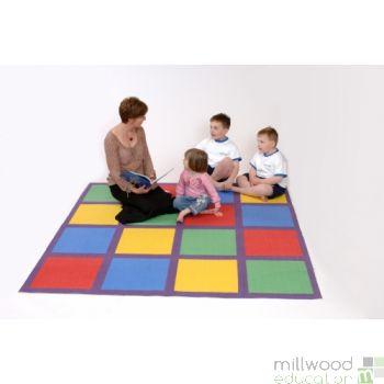 Circle Time Carpet Large S