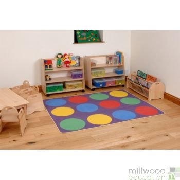 Circle Time Carpet Med C