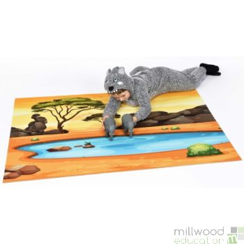 Giant Playmat - Waterhole