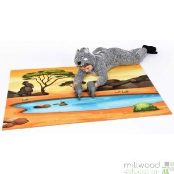 Giant Playmat - Waterhole
