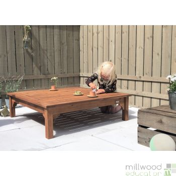 Low Outdoor Play Table