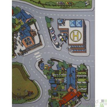Village Centre Playmat