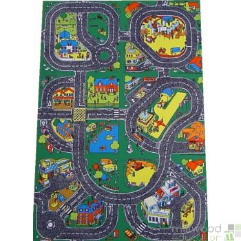 Original Roadway Playmat