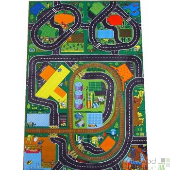 Industrial Playmat