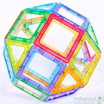 Crystal Megamag Polydron