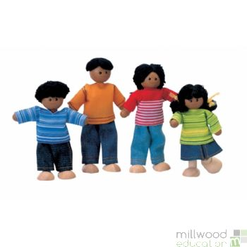 Doll Family Ethnic