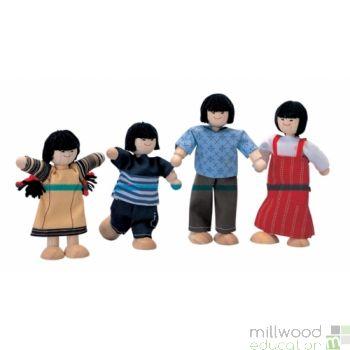 Doll Family (Asian)