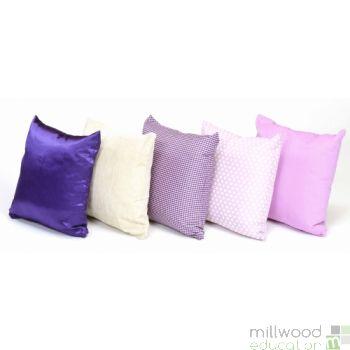 Cushions Plum