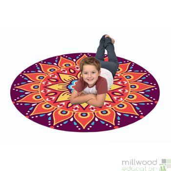 Mindfulness Mandala Playmat