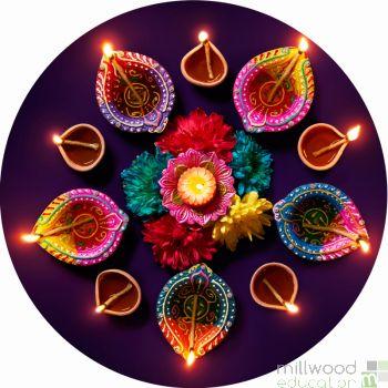Diwali Playmat