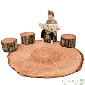 Log Playmat with Log Buffets Special Offer