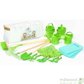 Gardening Set in Bag