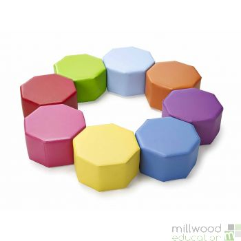 Octagonal Modular Seating