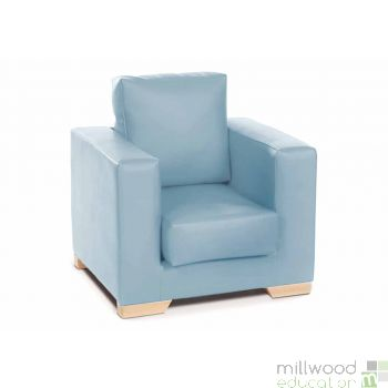 Milan Chair - SKY BLUE