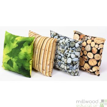 Natural Cushion Set