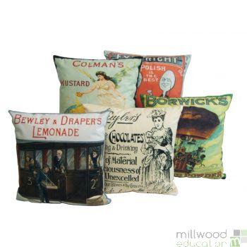 Victorian Cushions