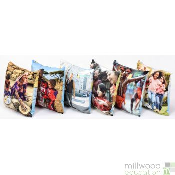 Where We Live Cushion Set