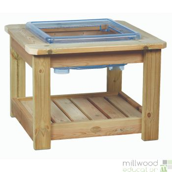 Toddler Sand and Water Station