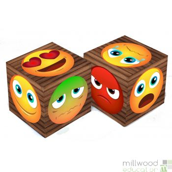 Emotions Cube Pack of 2