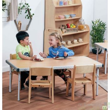 Fast Fold Table Small H53cm