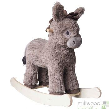 Norbert Rocking Donkey