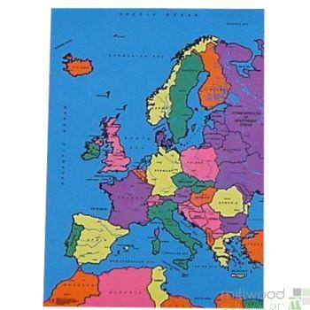 Europe Coloured Cloth