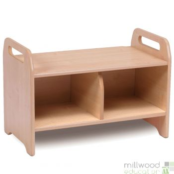 Small Storage Bench