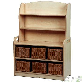 Welsh Dresser Display Storage