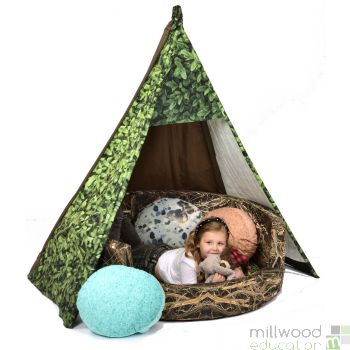 Snuggly Nest Teepee