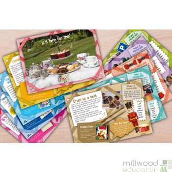 Early Number Activity Cards