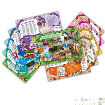 Loose Parts Play Activity Cards