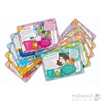 Munchie Maths Activity Cards