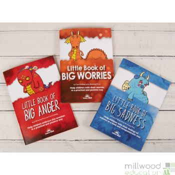 Little Books Set of 3