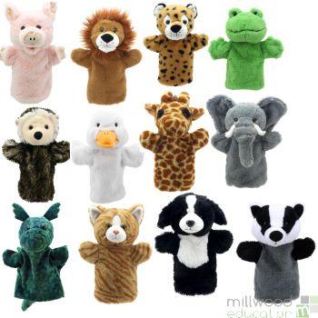Toddler Puppet Set of 12