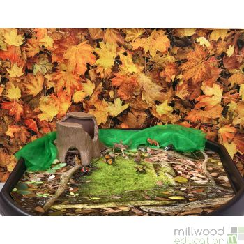 Woodland Life Tuff Tray Set