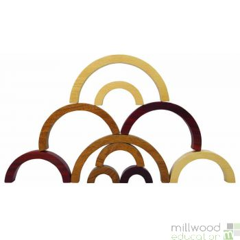 Mini Wooden Arches