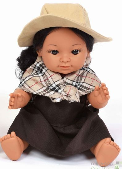 Dolls Clothes Latino Girl