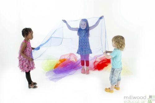 Organza Rainbow Pack