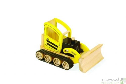 Bulldozer Toy