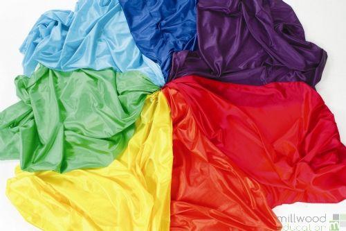 Rainbow Fabric Pack