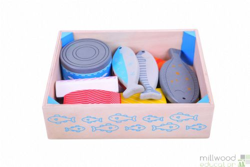 Food Boxes Seafood