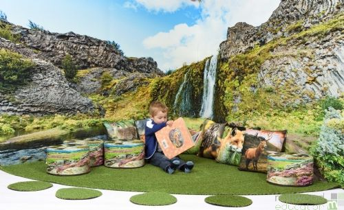 Highland Wonderscape Panels and Grass Only