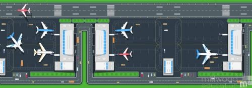 Role Play Mat Airport